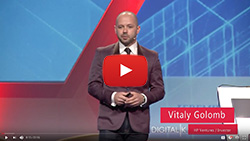 Vitaly M. Golomb at DigitalK